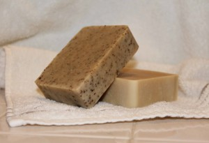 Coffee and Unscented Soap